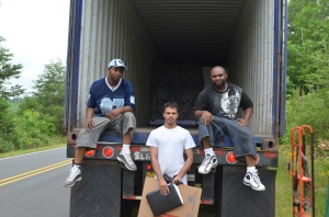 Pack & Go Moving crew