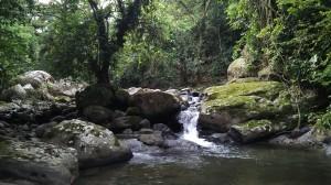 Cool, clean water runs through the community